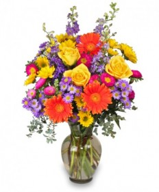 Better Than Ever Bouquet in Highland, MI - FLOWER FACTORY