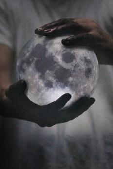 Moon on