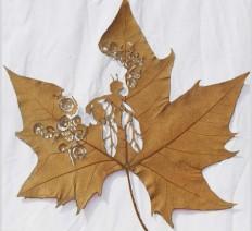 desenhos com folhas secas - Pesquisa do Google