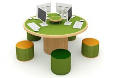 AGATI Furniture - Children's Tables