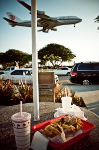 Lost In Taipei, Tokyo, L.A. - LAX and In-n-out