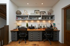 Sycamore Rd home office on Inspirationde