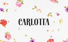 Carlotta on