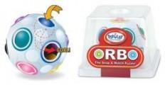 PlaSmart Orbo Snap & Match Puzzle-The Sensory Kids Store