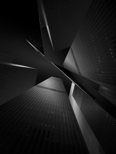 rhubarbes: Cityscape by Mathijs van den Bosch. ... - i am a dreamer - elieahovi.com