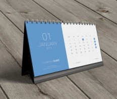 Desk Calendars 2015 - KB20 - Templates. Custom desk calendars | Designs of Calendars - Templates