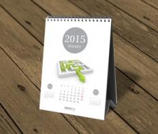 Desk Calendars 2015 - KB30 - Templates. Custom desk calendars | Designs of Calendars - Templates