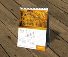 Desk Calendars 2015 - KB30 - Templates. Custom desk calendars | Designs of Calendars - Templates