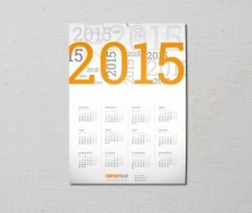 Printable Wall Posters Calendars 2015 Design Templates | Designs of Calendars - Templates