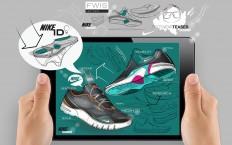 Nike Lifestyle FW15 Sketch on