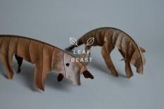 BAKU & IDEA — LEAF BEAST ( ?? ? Artist: Baku Maeda Material...