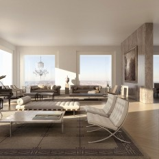 What It's Like To Live In A $95-Million Penthouse 1,396 Feet Above New York City | Bored Panda