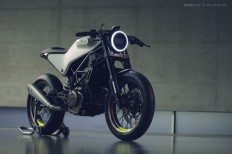 Exclusive: Husqvarna motorcycle concepts | Bike EXIF