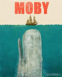Moby Art Print by Terry Fan | Society6