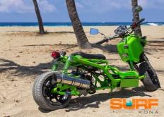 Green Machine | Surf Kona Fleet | Pinterest