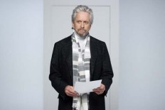 Watch Michael Douglas for Canali 200 Steps Video - Luxuryes