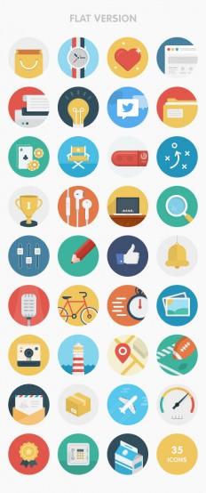 Freebie: Ballicons 2 Icon Set (PNG, PSD, SVG) | Smashing Magazine
