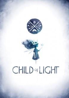Child of Light Logotype & Guideline on Inspirationde