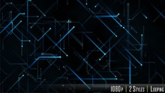 Motion Graphics - Digital Circuit Concept of Computer Data | VideoHive
