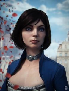 Elizabeth by Arda Koyuncu | Portrait | 3D | CGSociety