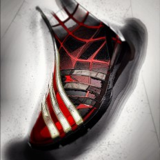 Footwear Renderings/Sketches on