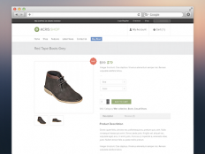 Product Page by Prakash Ghodke