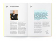 Layout / annual report