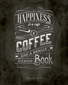 Coffe | Typography Poster on Inspirationde