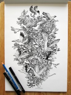 by Kerby Rosanes on Inspirationde