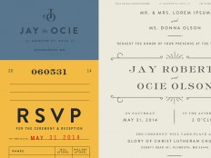 Invite Type by Andrew Littmann