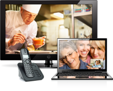 How to Compare Digital TV, Broadband & Home Phone Packages | Contact Telephone Numbers