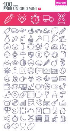 Blog, Freebies | Icojam - sweetest free & premium royalty-free stock icons | stock icons, stock icon sets, premium icons, royalty-free icons, high-quality icons, vector icons, flat icons, free icons
