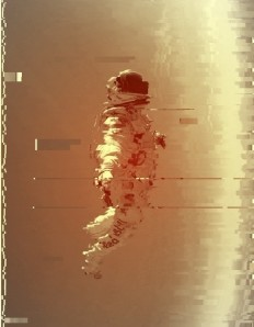 30 Cool Examples of Glitch Art | inspirationfeed.com