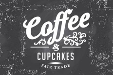 Coffee & Cupcakes on Inspirationde
