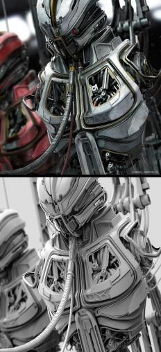 // Robots by Rafael Amarante
