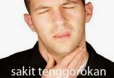 Obat Sakit Tenggorokan Penyebab Pencegahan Serta gejala Sakit Tenggorokan