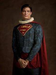 """Juxtapoz Magazine - Renaissance Super Heroes are """"Super Flemish"""