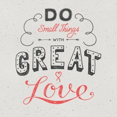 Great Love by Ian Barnard on Inspirationde