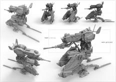 Sketchshido's concept models