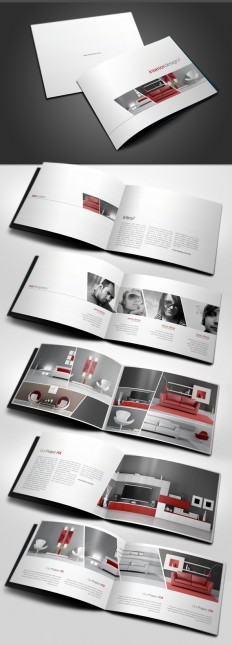 Clean A5 Catalogue by 24beyond