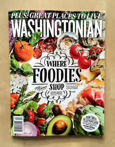 Washingtonian Magazine April 2014 on Inspirationde