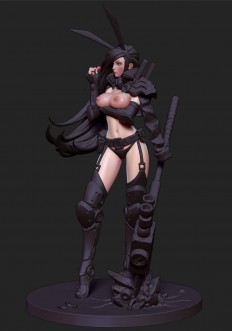 Project Mekanizer (NSFW) - Polycount Forum