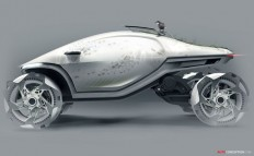 Frisk by Armand Bentzen | Automotive & Transport Design | Concept Art…