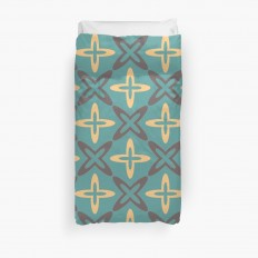 """Patternwork XV"" Duvet Covers by metron 