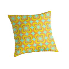 """Circles"" Throw Pillows by metron 