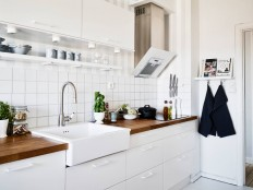 Light, airy and charming apartment in Sweden - NordicDesign