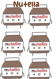 Nutella - image #2278197 by patrisha