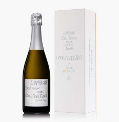 Philippe Starck X Louis Roederer Champagne Brut Nature 2006 - Luxuryes