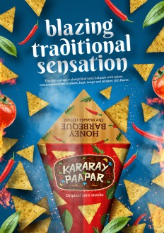 Kararay Paapar-Branding on
