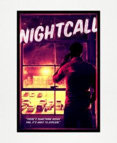 Nightcall « Brian Paul Nelson – Branding / Design / Illustration